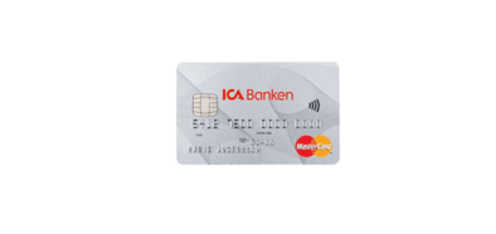 ICAs olika kort - de vanligaste ICA korttyperna