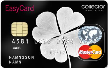 Kreditkort som är lätta att få Easycard