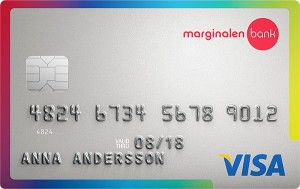 Marginalen Bankkort