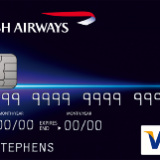 British Airways Visa kreditkort