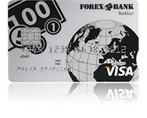 Visa forex kredit kort
