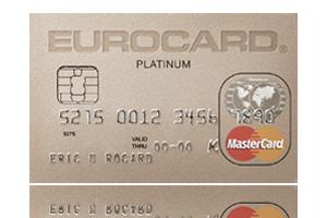 Eurocard Platinum kort