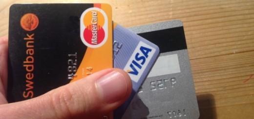Kreditkort med betalningsanmärkning